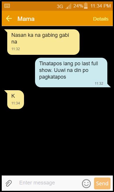 text Philippines